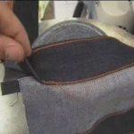 Macchine per jeans orlo tasche