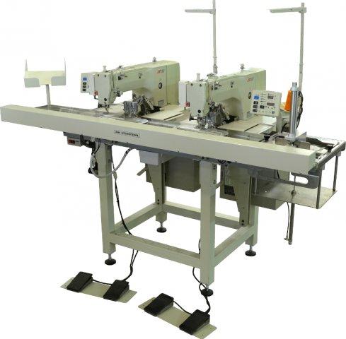Macchine per cuciture jeans
